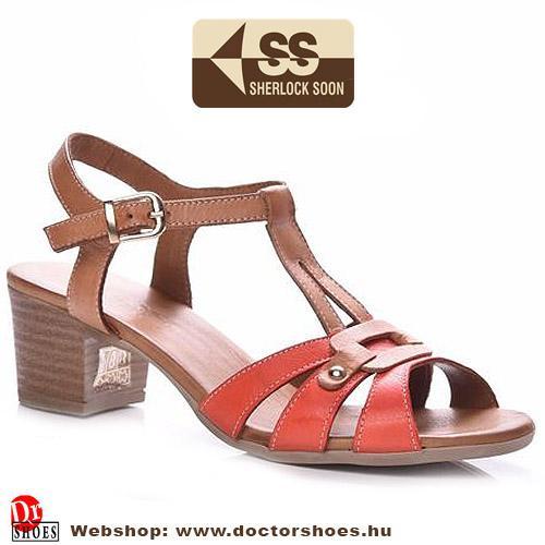 Sherlock Soon Nole red | DoctorShoes.hu