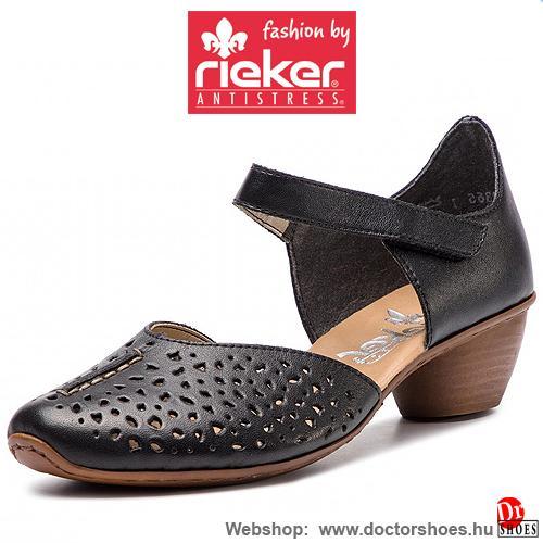 Rieker Kessa black | DoctorShoes.hu