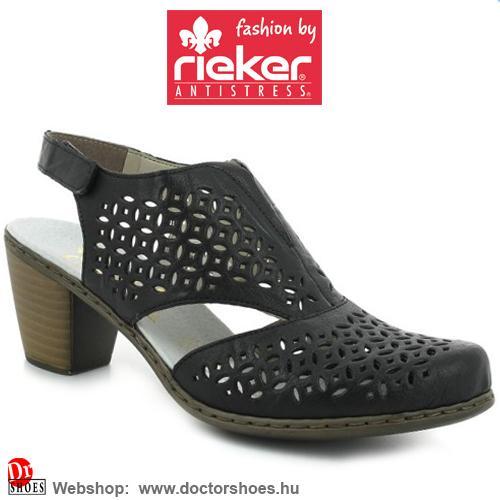 Rieker Babo black | DoctorShoes.hu