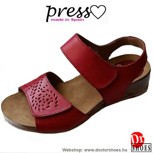 Presso Dril red | DoctorShoes.hu