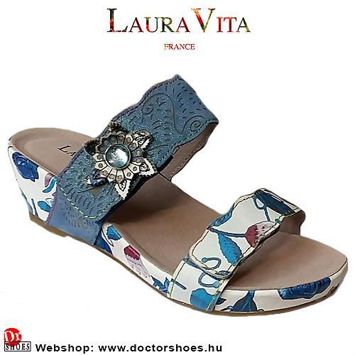 Laura Vita Belinda Blue   DoctorShoes.hu