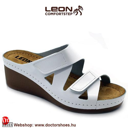 LEON Dina white   DoctorShoes.hu