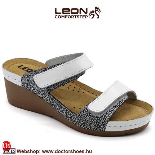 LEON Endy white   DoctorShoes.hu