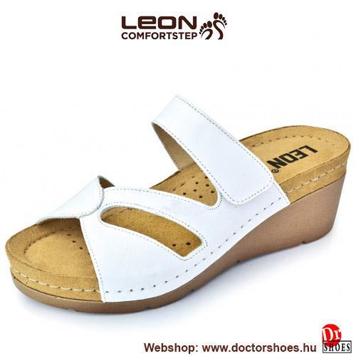 LEON Mirko white   DoctorShoes.hu
