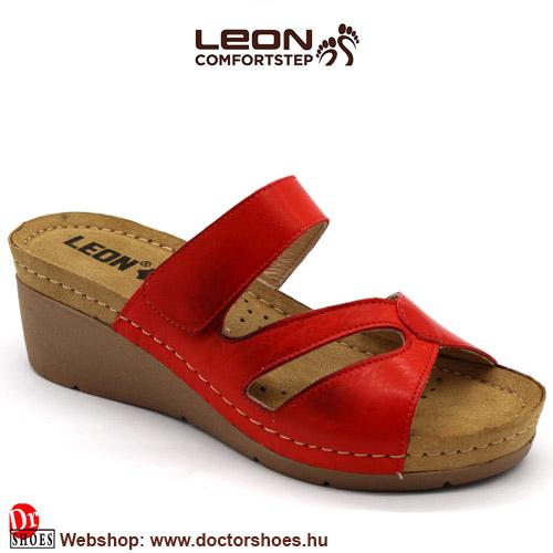 LEON Mirko red | DoctorShoes.hu