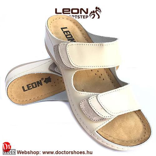 LEON Fendi beige | DoctorShoes.hu