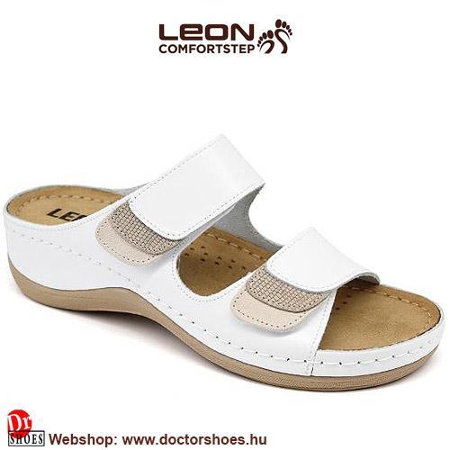 LEON Fendi white | DoctorShoes.hu