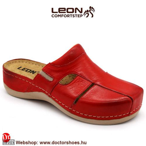 LEON Medal red | DoctorShoes.hu