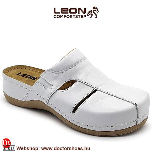 LEON Medal white | DoctorShoes.hu