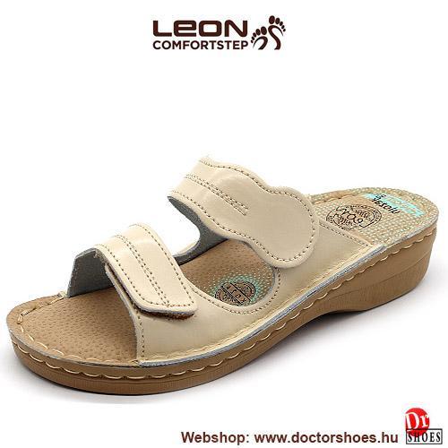 LEON Veda beige | DoctorShoes.hu