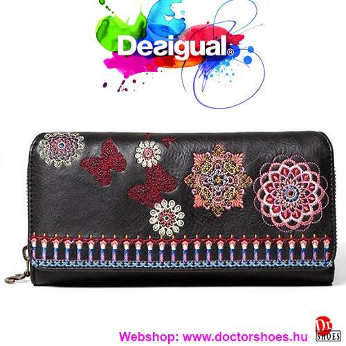 DESIGUAL Maria black | DoctorShoes.hu