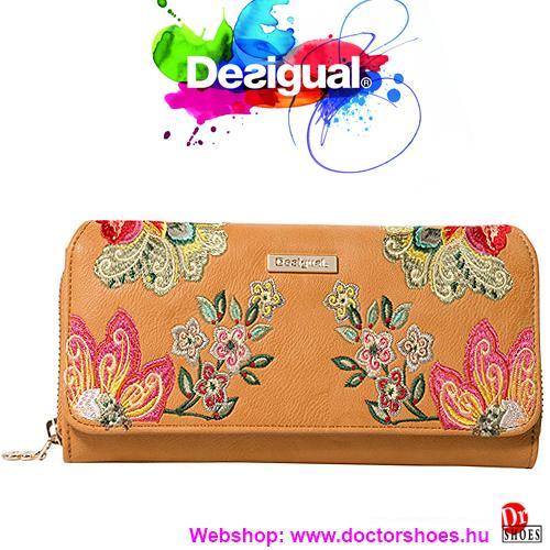 DESIGUAL Maria yellow | DoctorShoes.hu