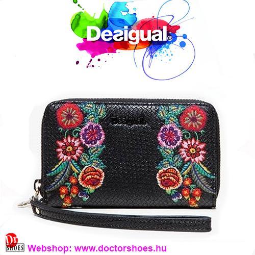 DESIGUAL Mini black | DoctorShoes.hu
