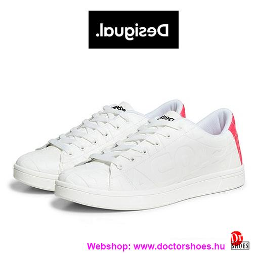 DESIGUAL Tenis Patch | DoctorShoes.hu