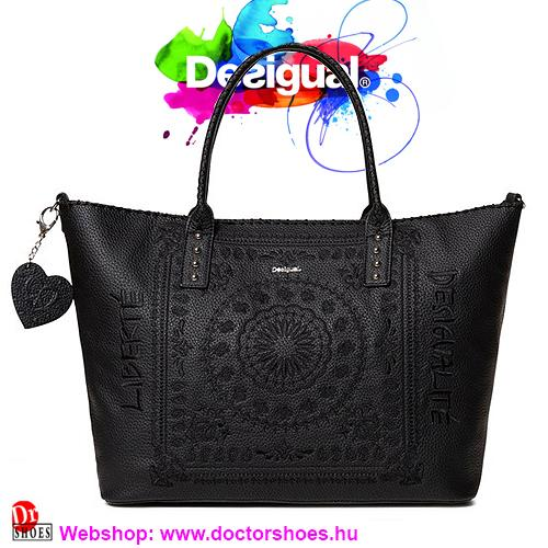 DESIGUAL Bandana black | DoctorShoes.hu