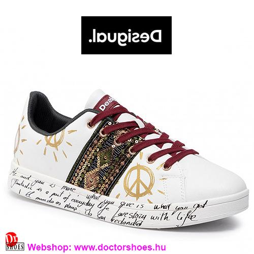 DESIGUAL Cosmic Exotic white | DoctorShoes.hu