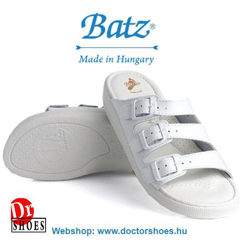 Batz 3BCS white | DoctorShoes.hu