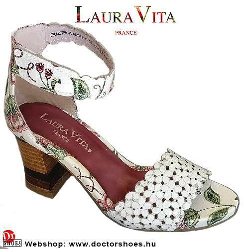 Laura Vita CELES blanc | DoctorShoes.hu