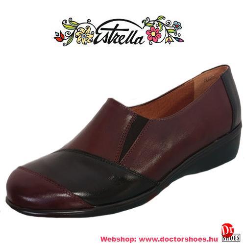 Estrella Feta barna | DoctorShoes.hu
