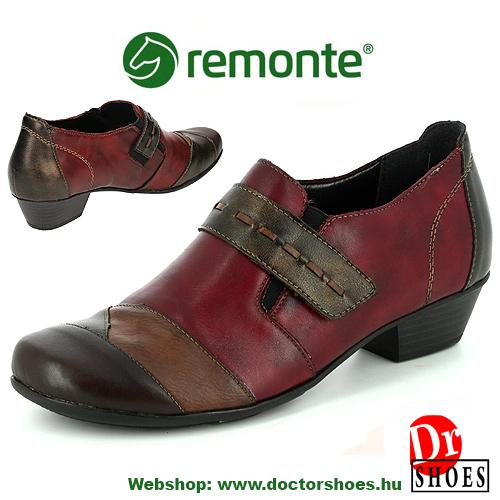 Remonte Bora red CS | DoctorShoes.hu