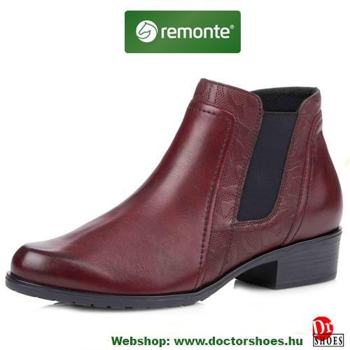 Remonte Hanah bordó | DoctorShoes.hu