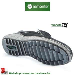 Remonte Pitt black   DoctorShoes.hu
