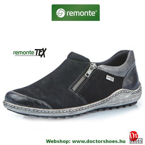 Remonte Pitt black | DoctorShoes.hu