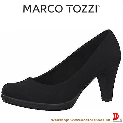 Marco Tozzi Fina black | DoctorShoes.hu