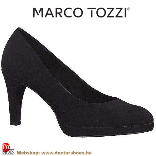 Marco Tozzi Isana black | DoctorShoes.hu