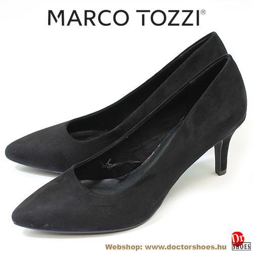 Marco Tozzi Nena black | DoctorShoes.hu