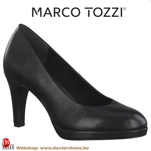 Marco Tozzi Tana black | DoctorShoes.hu