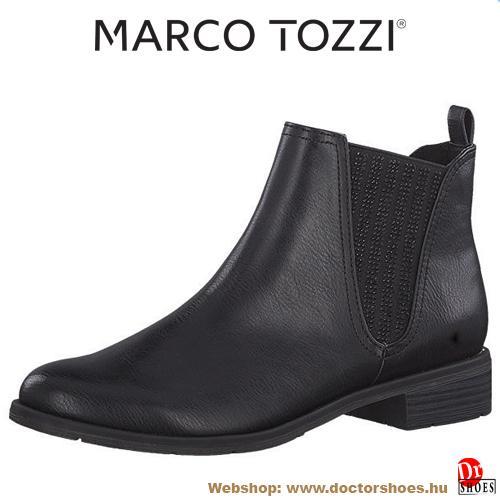 Marco Tozzi DORY black | DoctorShoes.hu