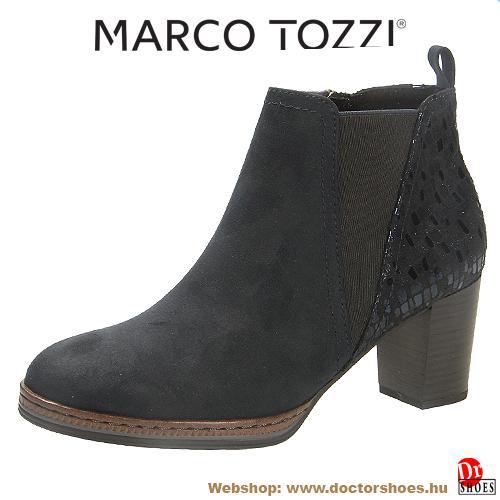 Marco Tozzi Nevy navy-blue | DoctorShoes.hu
