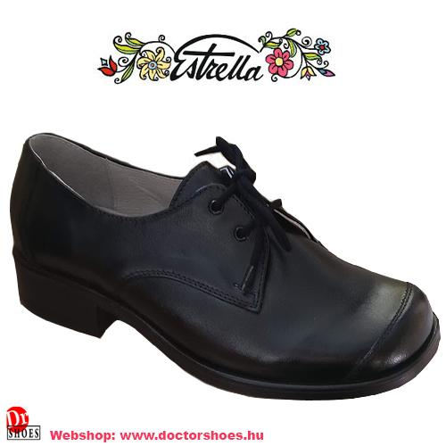 Estrella Viba black | DoctorShoes.hu