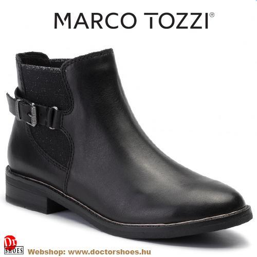 Marco Tozzi Raw black | DoctorShoes.hu
