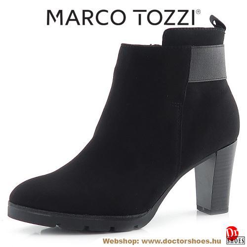 Marco Tozzi Sreb black | DoctorShoes.hu