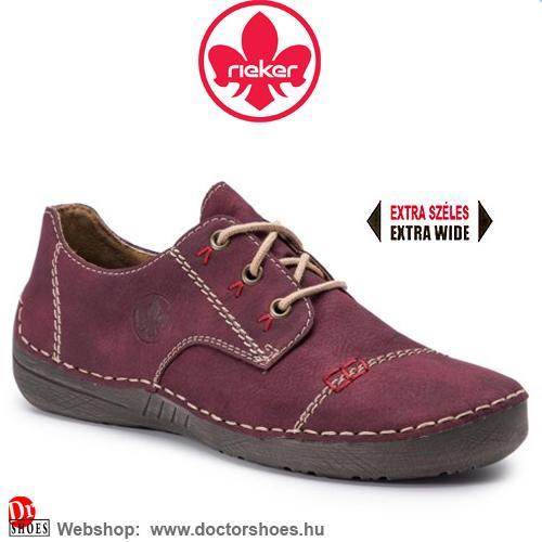 Rieker Droti red | DoctorShoes.hu