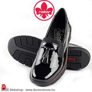 Rieker Smux black   DoctorShoes.hu