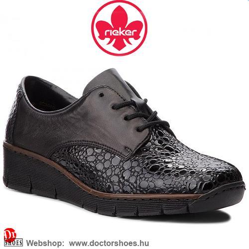 Rieker Make black | DoctorShoes.hu
