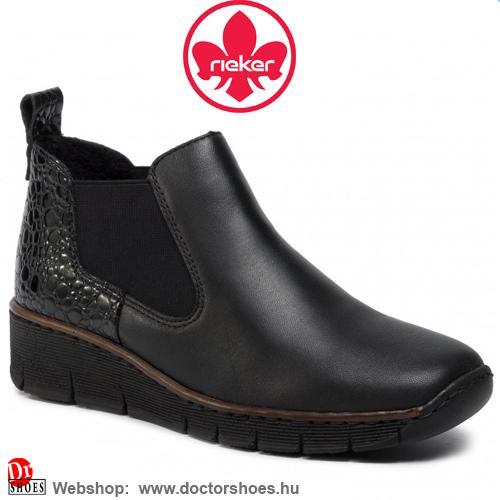 Rieker Ling black | DoctorShoes.hu