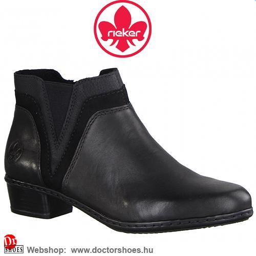 Rieker Fran black | DoctorShoes.hu