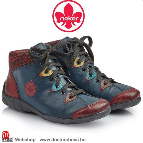 Rieker Dirk blue | DoctorShoes.hu