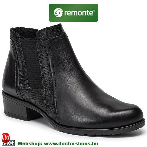 Remonte Hanah black | DoctorShoes.hu