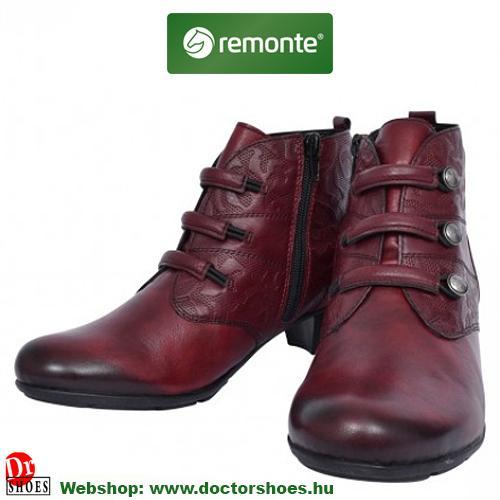 Remonte Gores bordó | DoctorShoes.hu