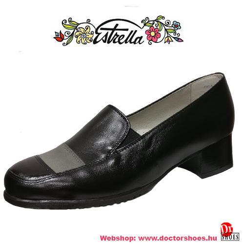 Estrella Tana fekete | DoctorShoes.hu
