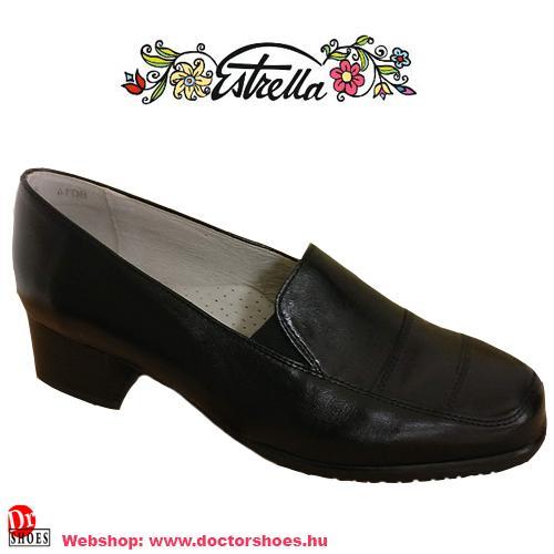 Estrella Erna black | DoctorShoes.hu