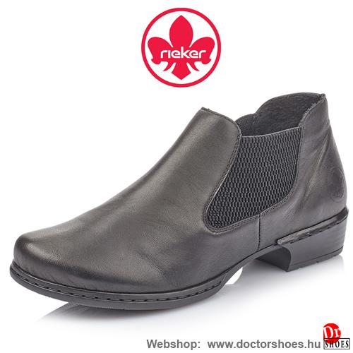 Rieker Gida black | DoctorShoes.hu