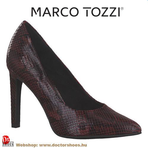 Marco Tozzi HANTI bordó | DoctorShoes.hu