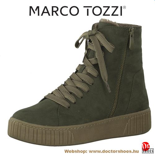 Marco Tozzi Zron khaki | DoctorShoes.hu