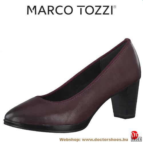 Marco Tozzi Tref bordó | DoctorShoes.hu